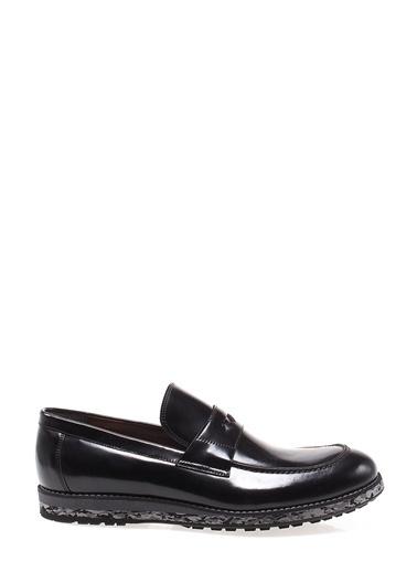 Elle Casual Ayakkabı %100 Deri  Siyah